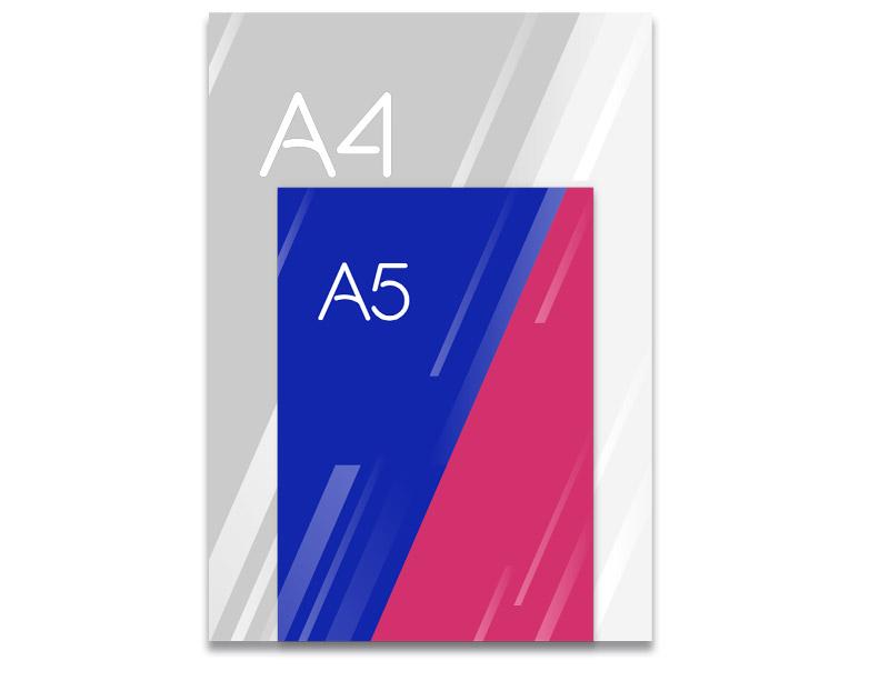 Flyer A5 Ideactiva Publicidad